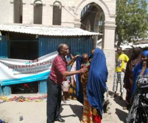 IRF has delivered 1000 blankets to deprived communities in Mogadishu