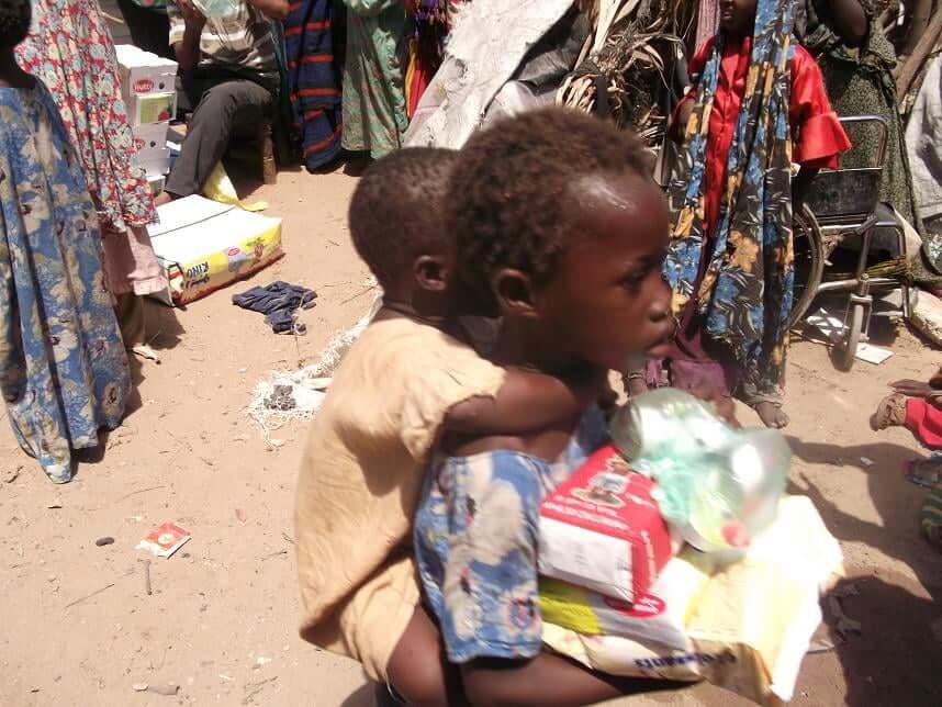 Emergency Relief in Somalia