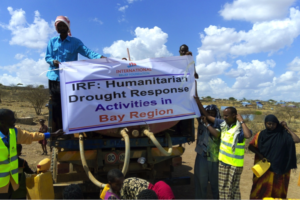 Drought Emergency Response Baidoa 2017