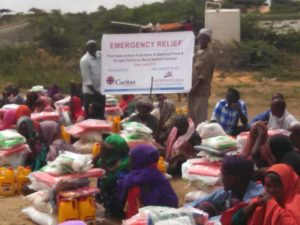 Emergency Food & Non Food Item Aid to Merca IDPs