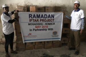 Ramadan Iftar Project Somalia