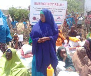 Food and Non-Food Aid to Brava IDPs Somalia