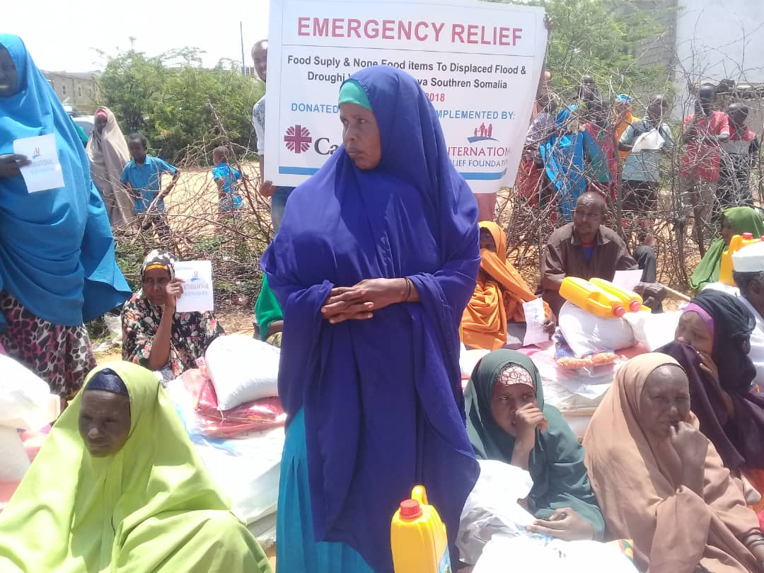 Drought Emergency Response Brava Somalia 2018
