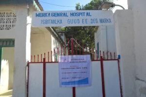 Restoration of Merka Hospital Somalia
