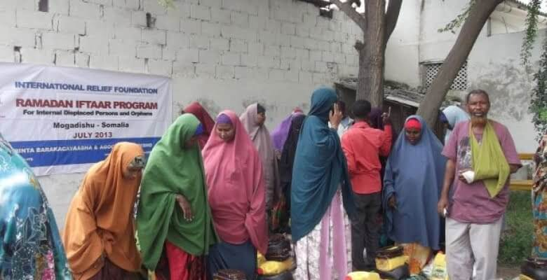 Read more about the article Ramadan Iftar Programme of Somalia 2013